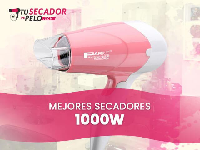Mejores Secadores de Pelo de 1000w 1