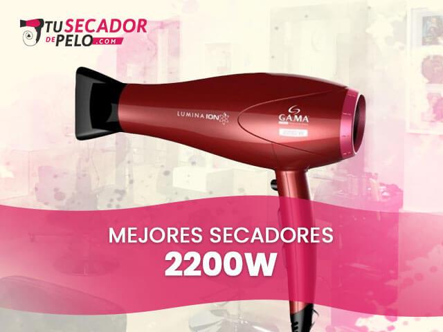 Mejores Secadores de Pelo de 2200w 1