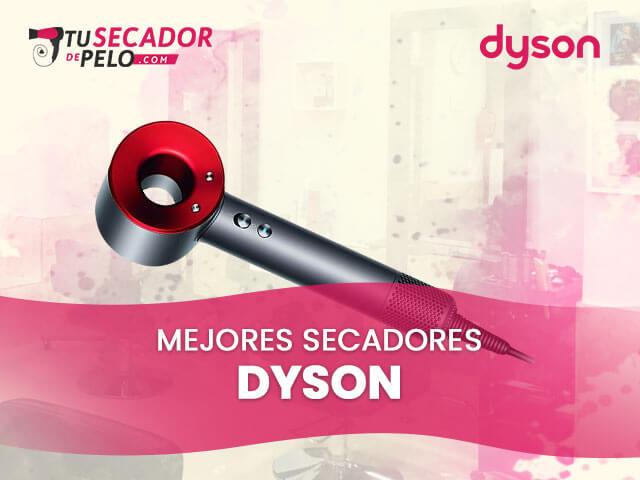 Mejores Secadores de Pelo Dyson 1