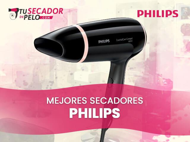 Mejores Secadores de Pelo Philips 1