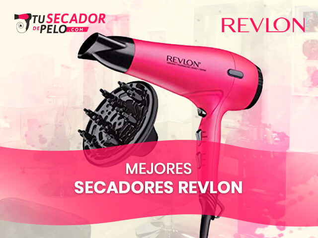 Mejores Secadores Revlon 1
